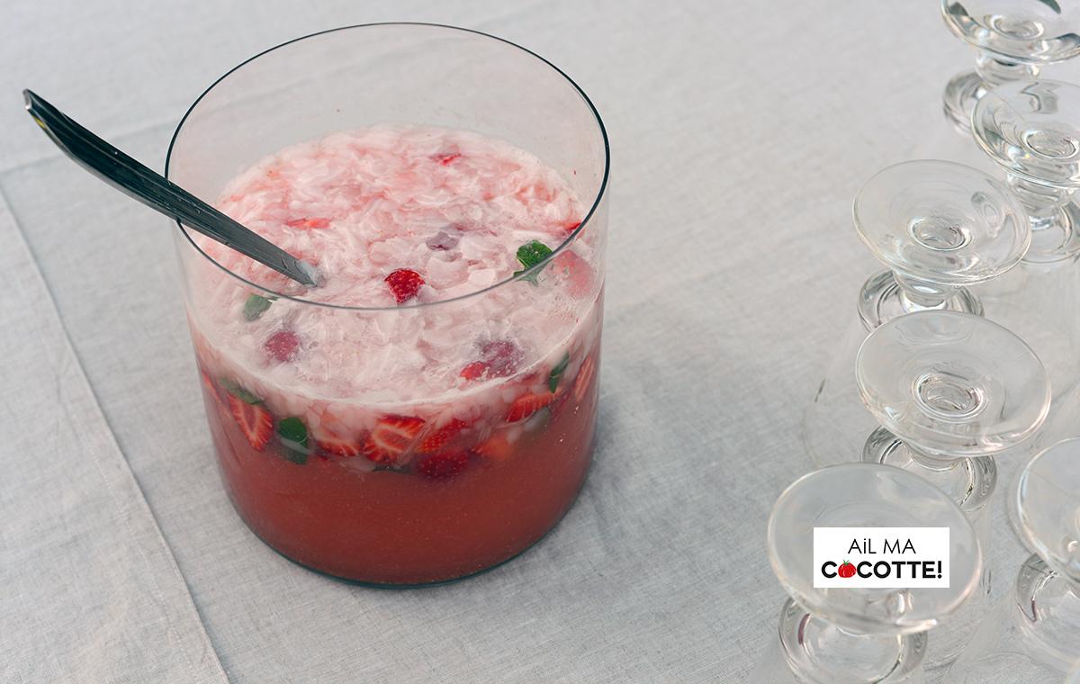 Cocktail d'été N°1