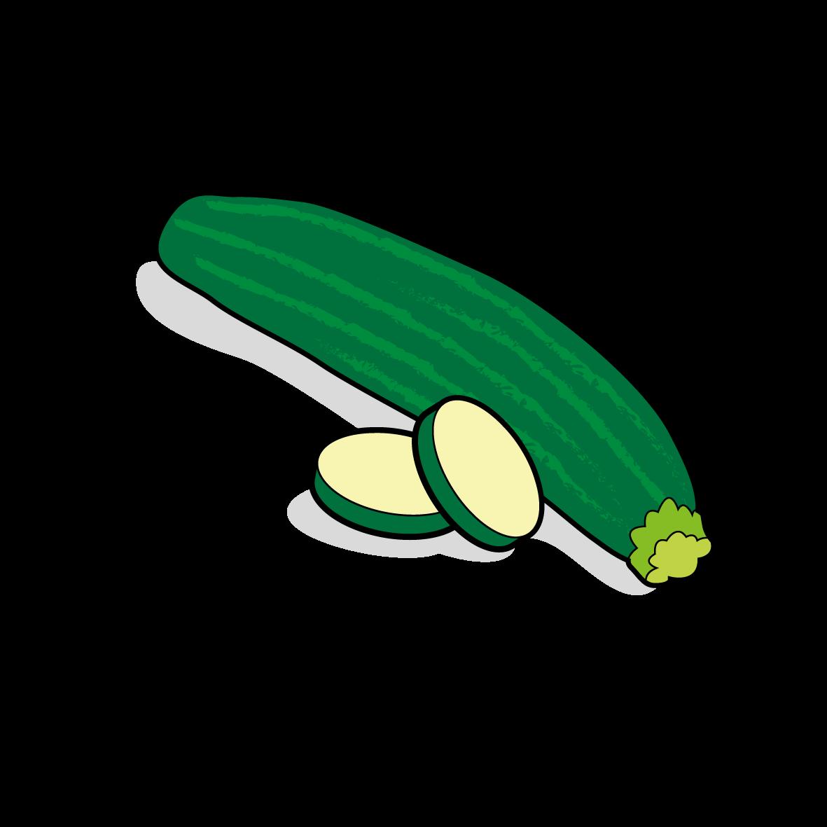 Icone d'une courgette, ailmacocotte.com