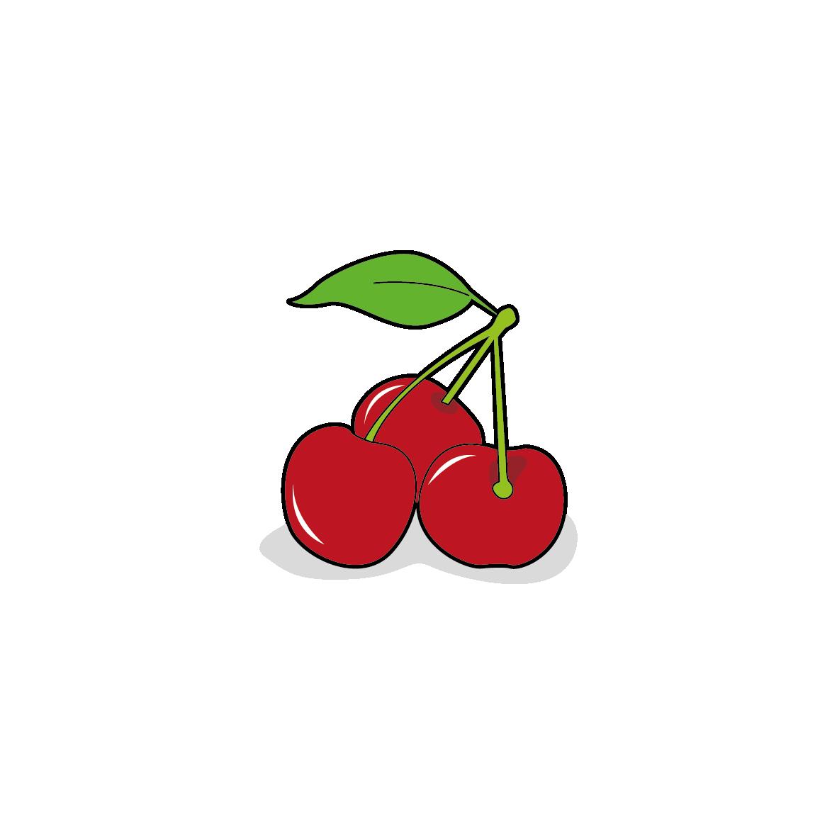 Icone de cerises, ailmacocotte.com