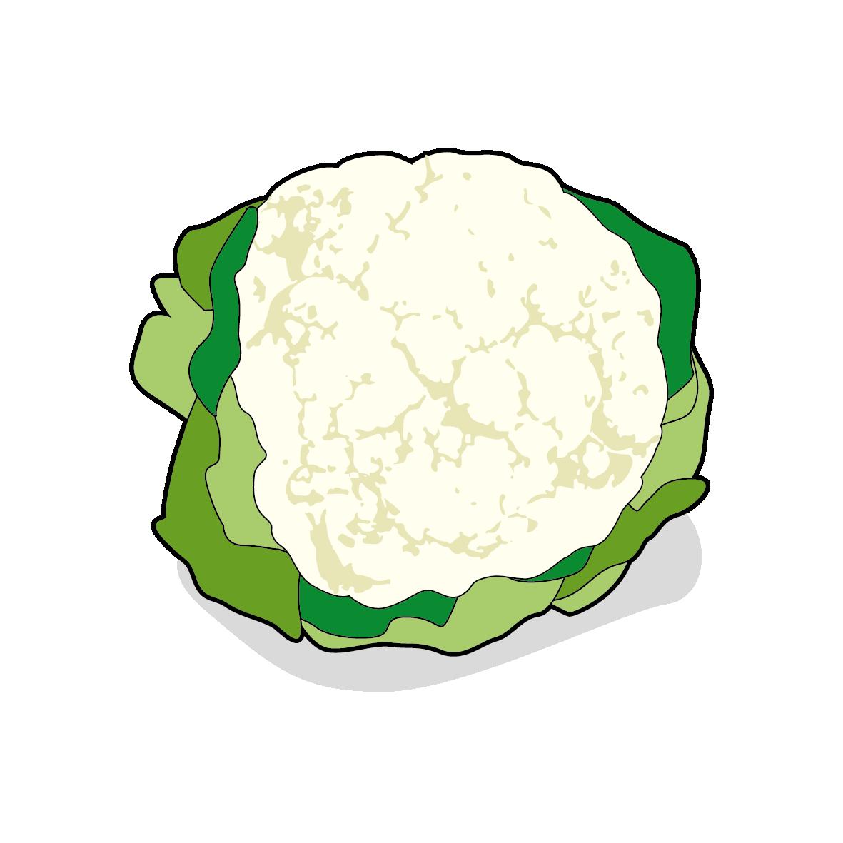 Icone d'un chou-fleur, ailmacocotte.com