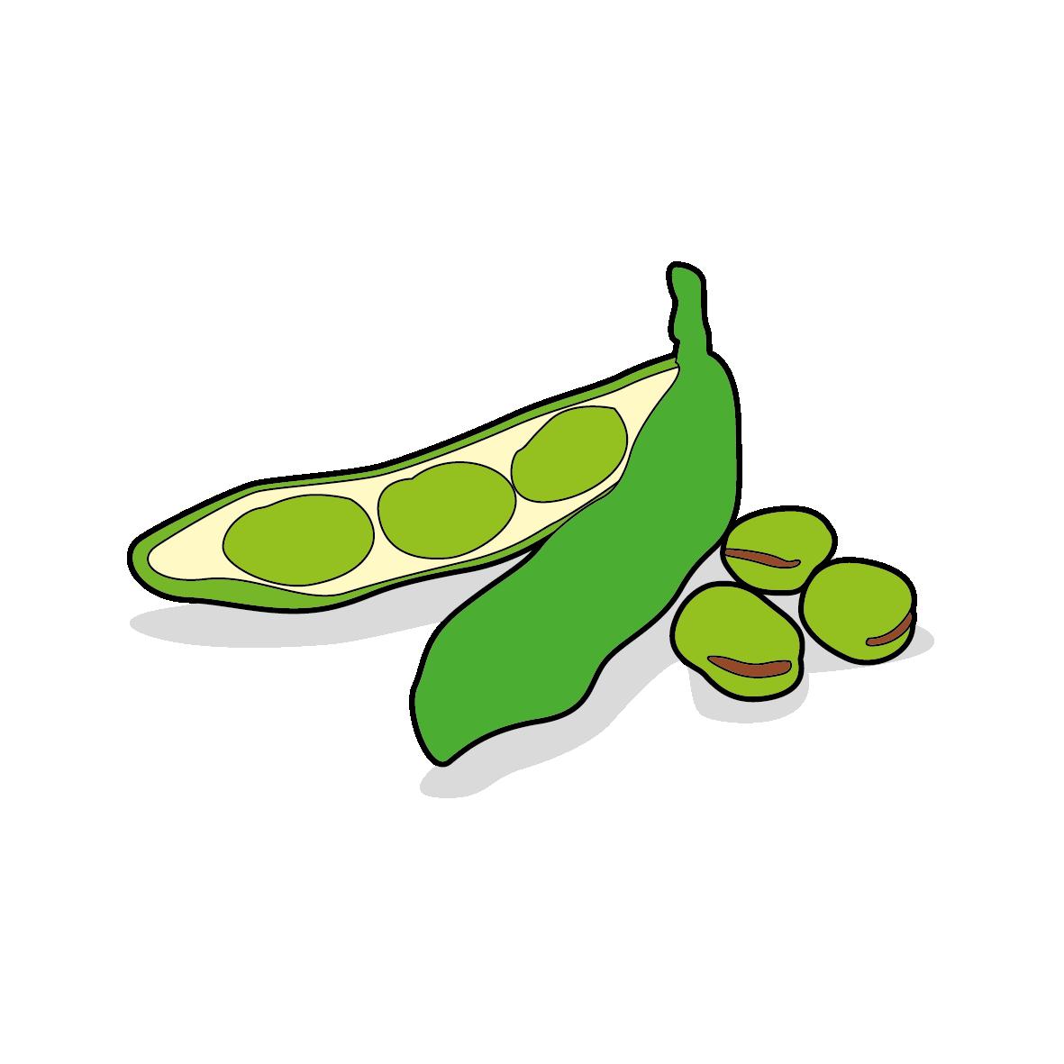Icone de fèves, ailmacocotte.com