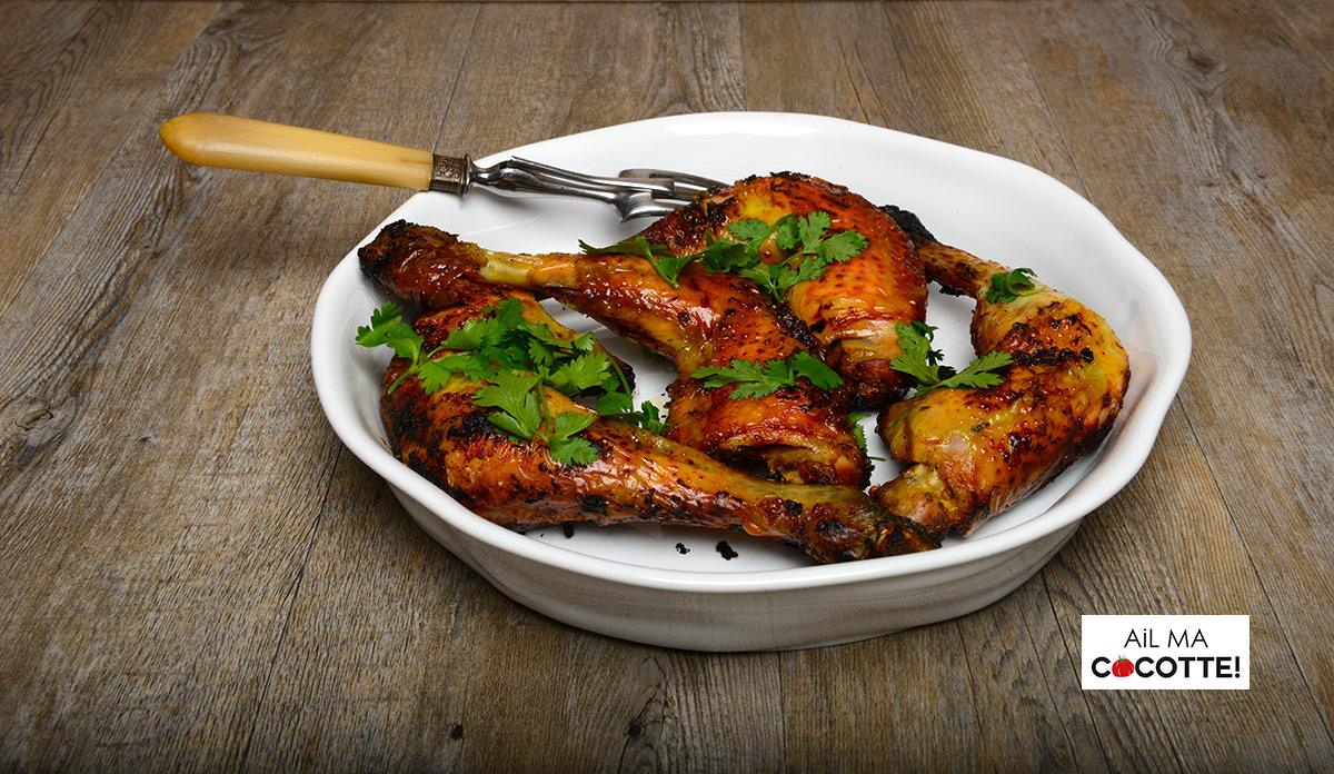 poulet grillé thaï