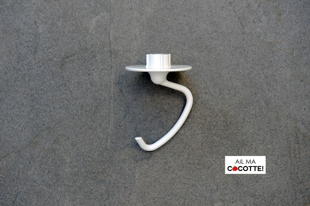 Photo d'un crochet pétrisseur, ailmacocotte.com