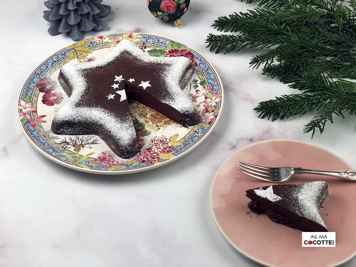 Fondant marron chocolat, ailmacocotte.com