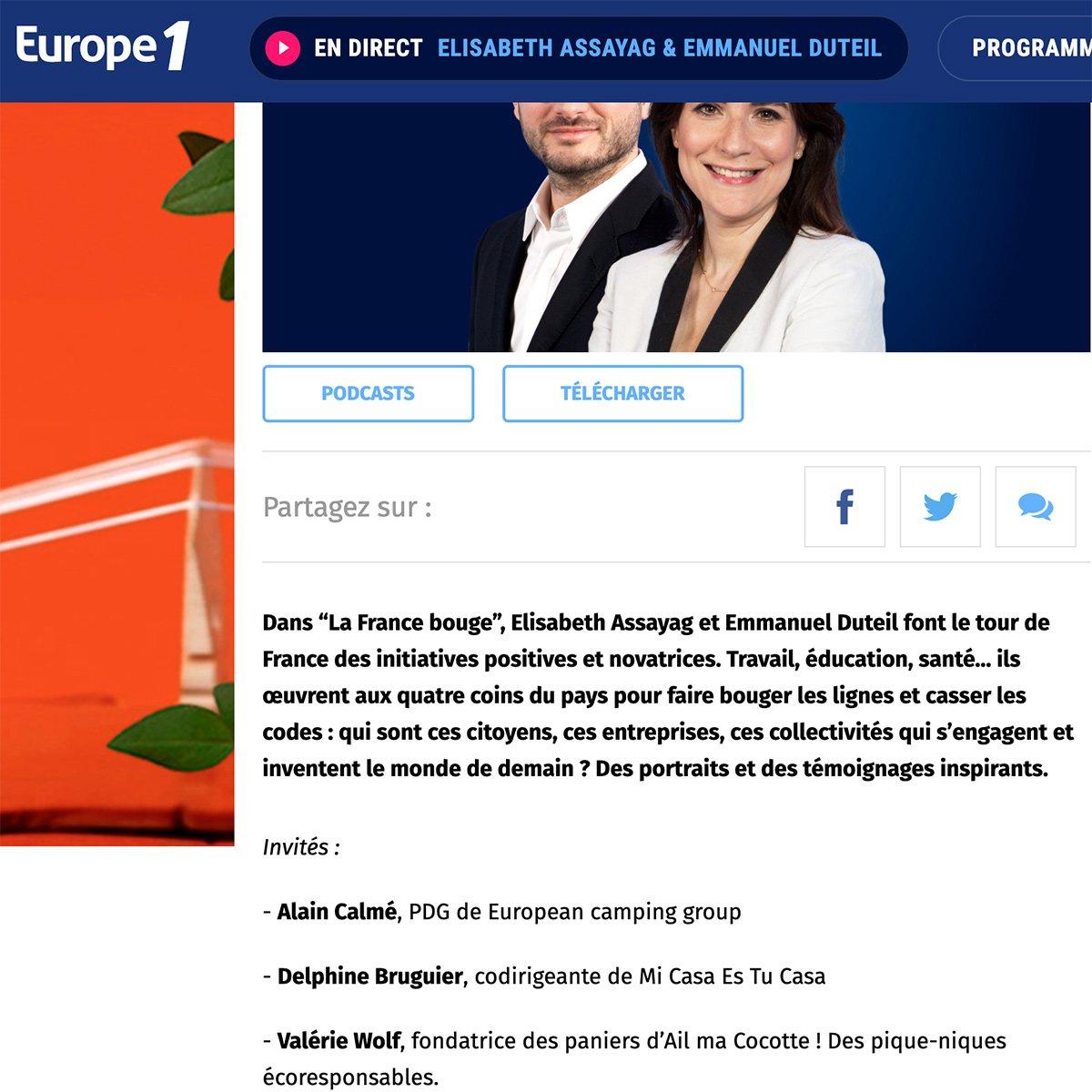 La France Bouge, ailmacocotte.com