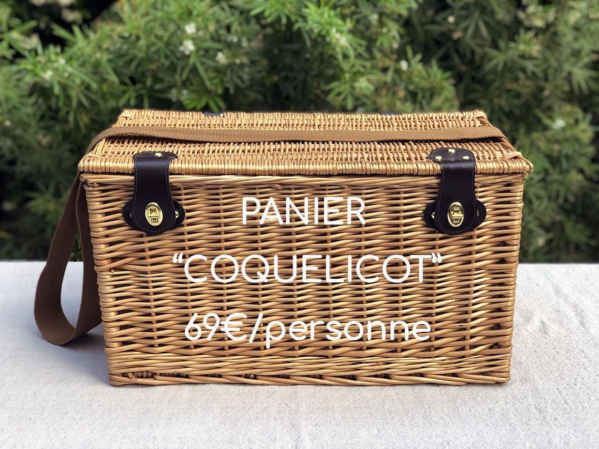 Panier Coquelicot, ailmacocotte.com
